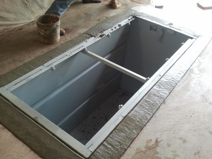How to build a tornado shelter complete guide for Hidden storm shelter