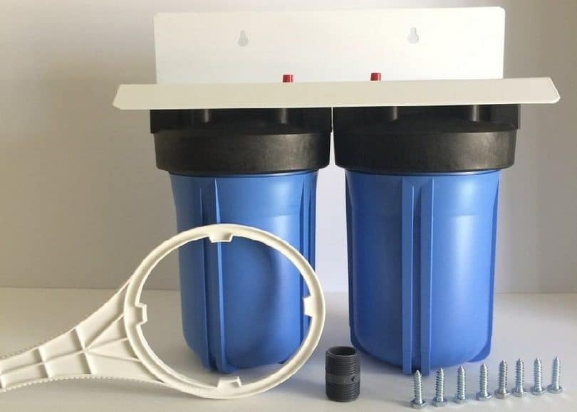 DuPont WFPF13003B whole house 15,000-gallon filtration system