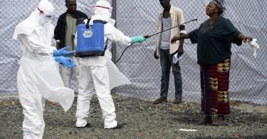 Ebola virus in Affrica