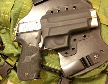 Everyday Holsters Sig Sauer P226 Hybrid Holster IWB Right Hand