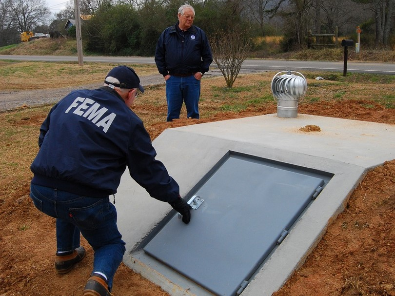 FEMA inspection