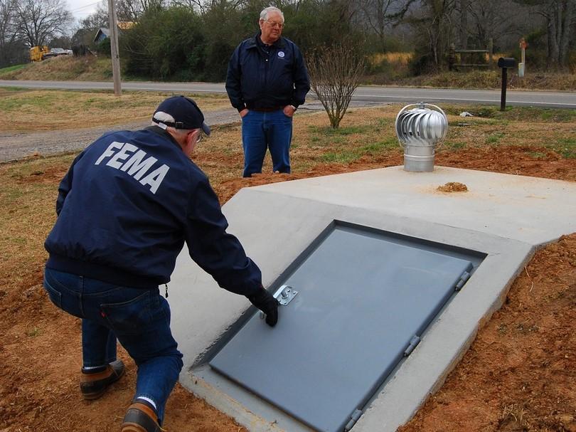 FEMA inspection