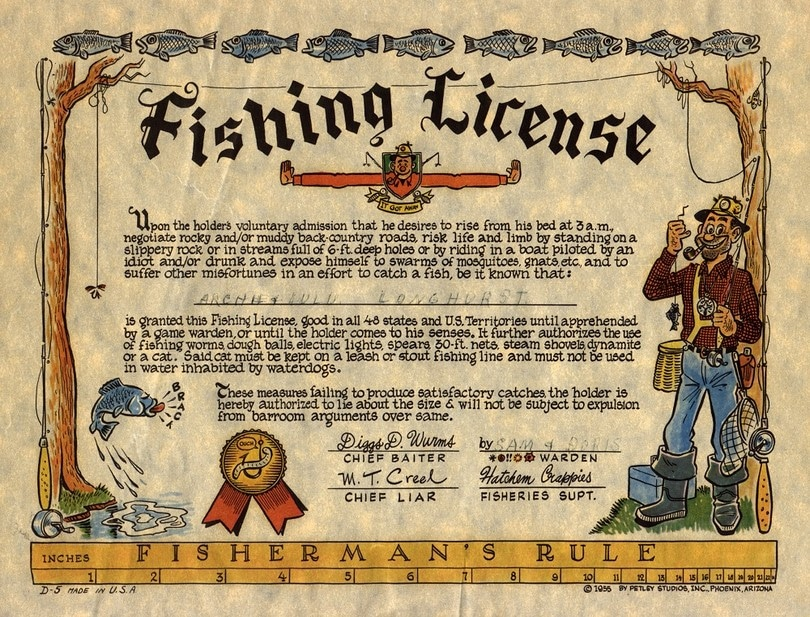 How to get a hunting and fishing license complete guide for Where to get a fishing license