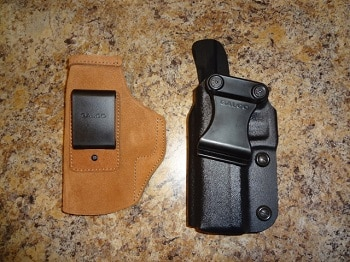 Galco Triton Kydex IWB Holster for Glock 17, 22, 31