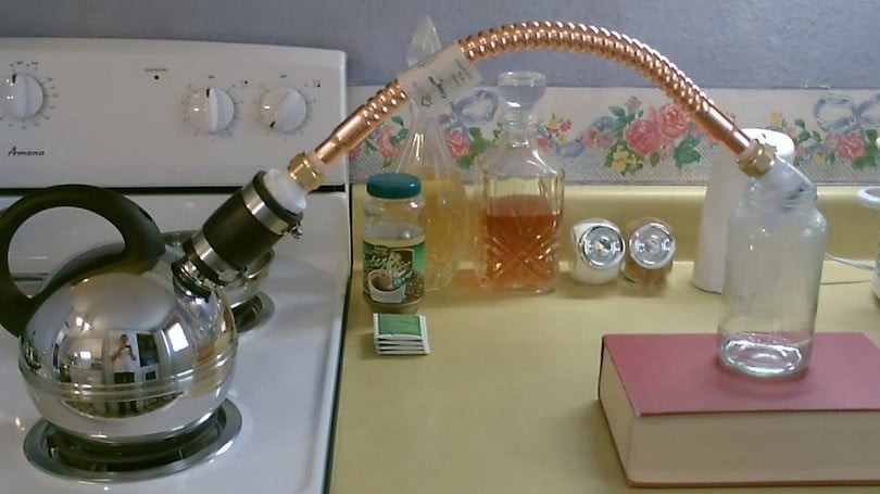 Diy Water Distiller ~ How to make distilled water tips and trick get it on