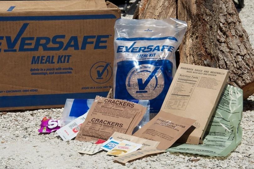 Meal Kit Supply Premium Fresh MREs
