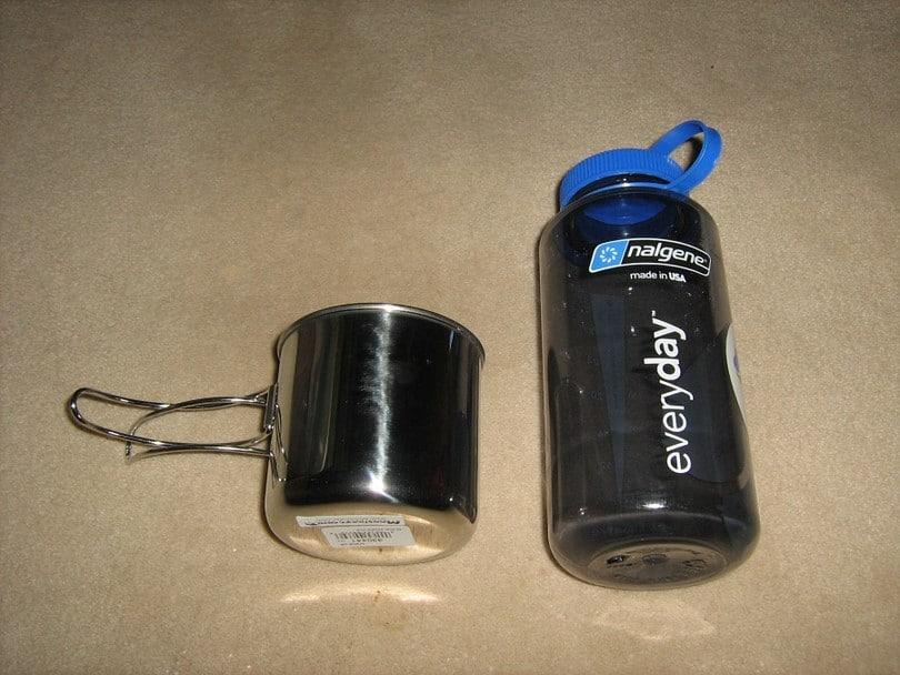 Nalgene Tritan Wide Mouth BPA-Free Water Bottle, 1-Quart