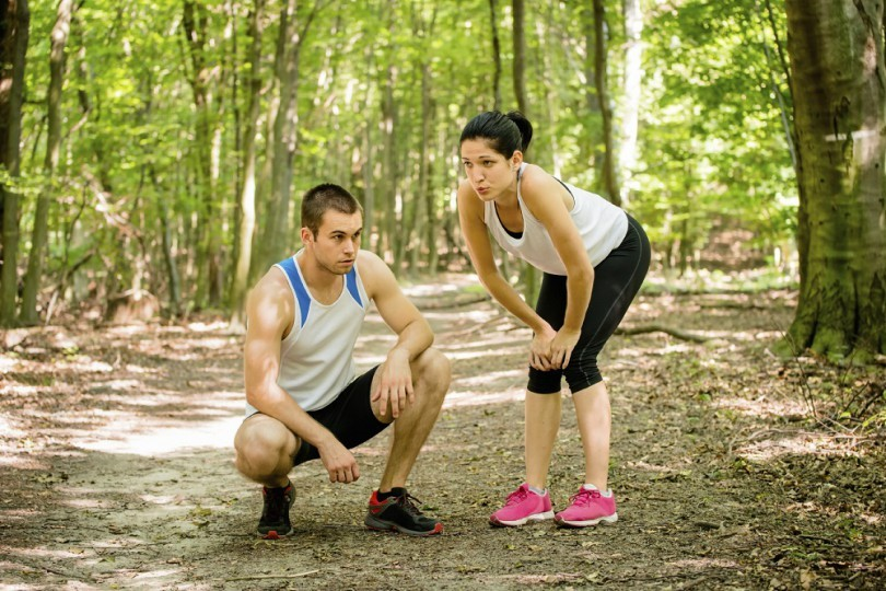 Natural remedies and exercise for asthma individuals.