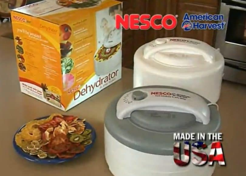 Nesco FD-60 Snackmaster Express