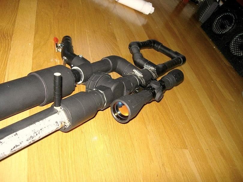 Popular pneumatic sniper