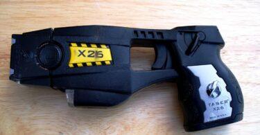 Stun Gun vs Taser