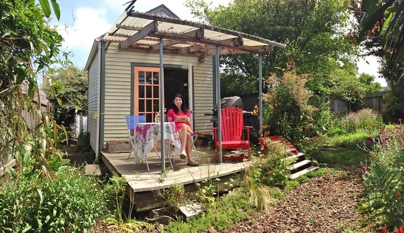 Tiny houses for young adults