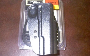 Uncle Mike's Paddle Holster For Springfield XD Compact