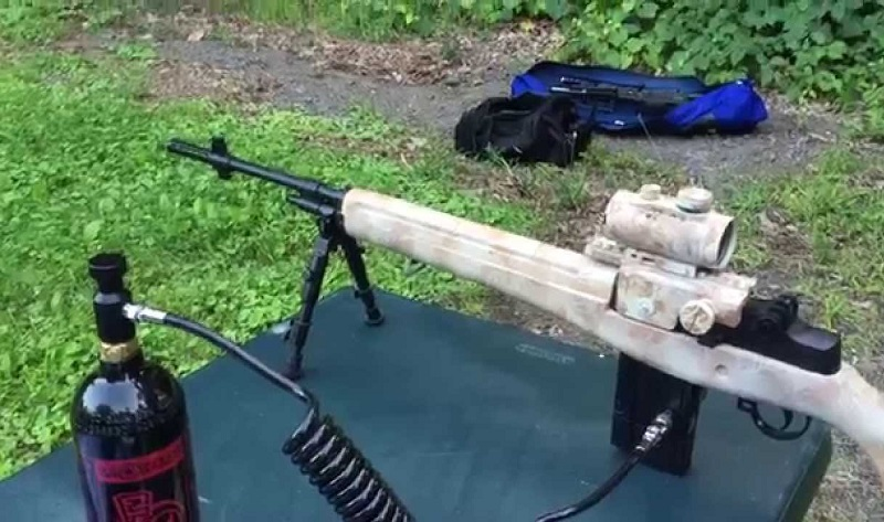 Winchester Semi-Automatic CO2 rifle