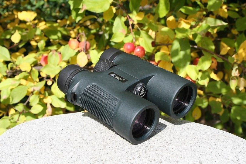 ALPEN Shasta Ridge Waterproof Fogproof Binoculars