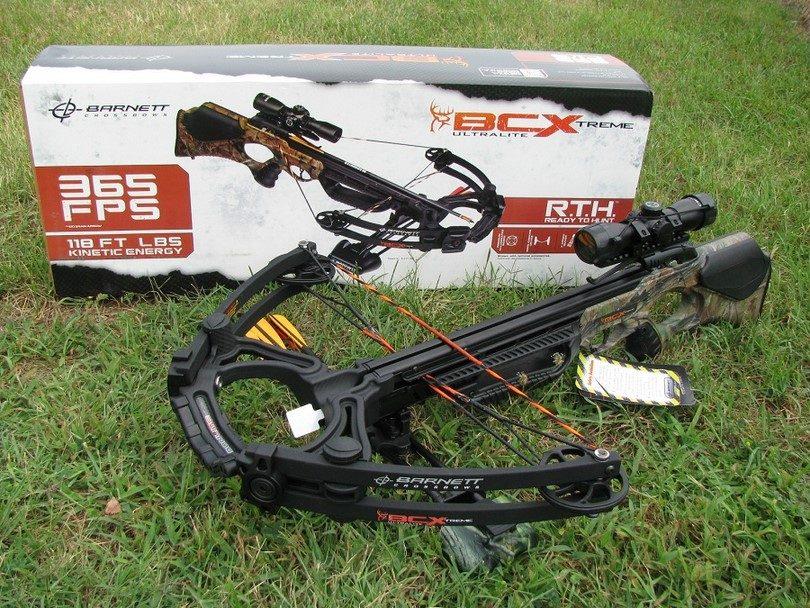 Barnett Penetrator crossbow