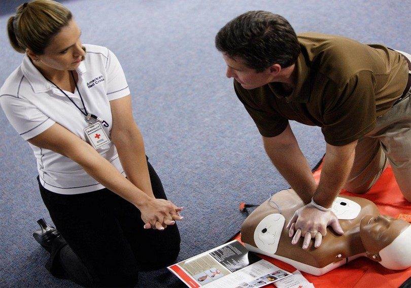 Basic first aid learn
