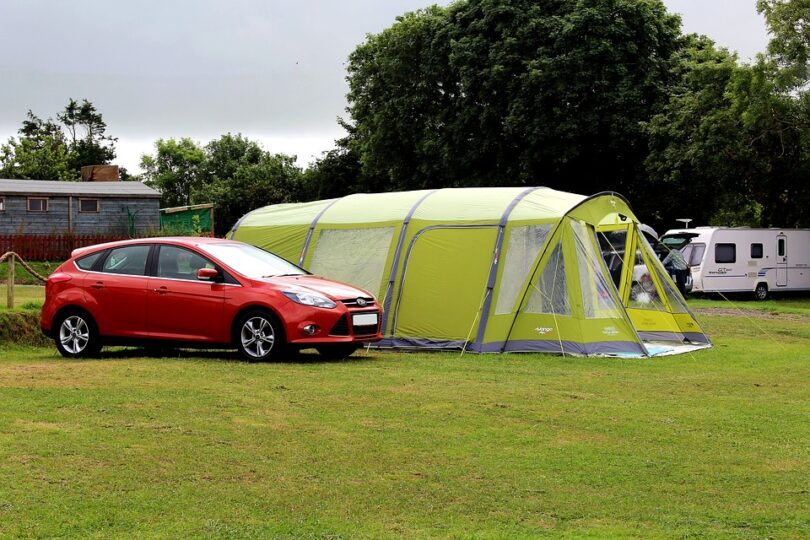 Best Car Camping Tent