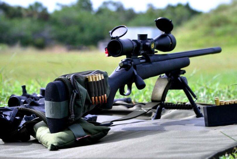Best Long Range Rifle