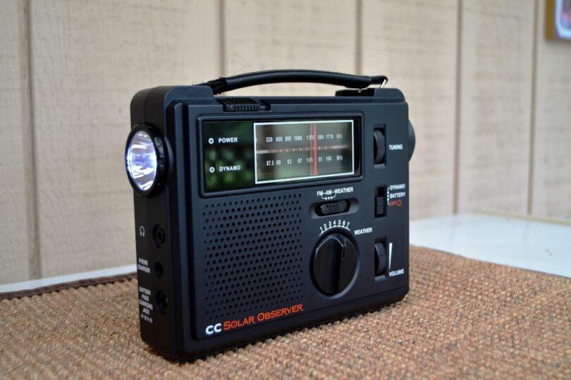 Best Solar Radio: Hands on The Best Solar Radios on The Market