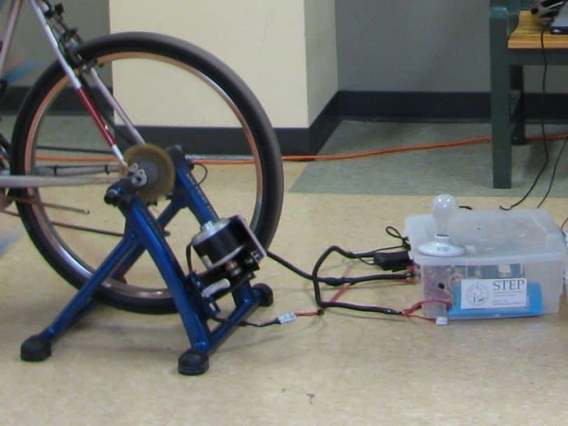 homemade generator. Homemade Electric Generator Plans Crazy
