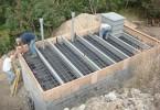 Build bomb shelter