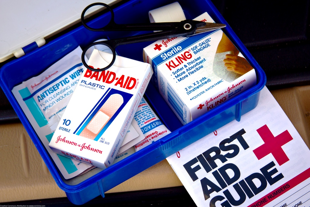 Camping First Aid Kit: DIY First Aid Kit And Ready-Made Products