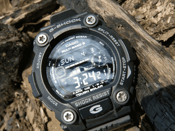 Casio Gw7900b-1 G-shock Black Solar Sport Watch