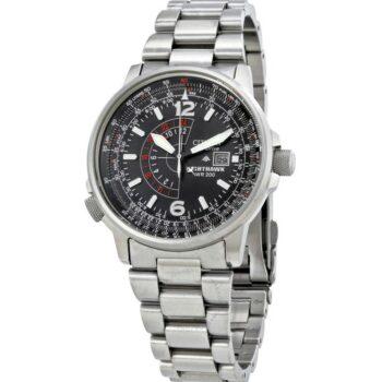 Citizen Nighthawk Eco-drive Watch Bj7000-52e
