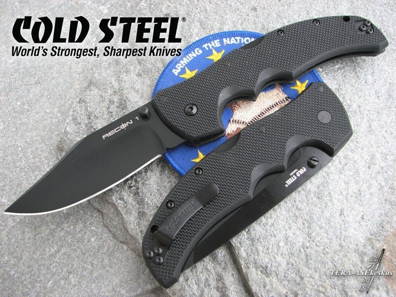 Cold Steel Recon 1 tactical knife