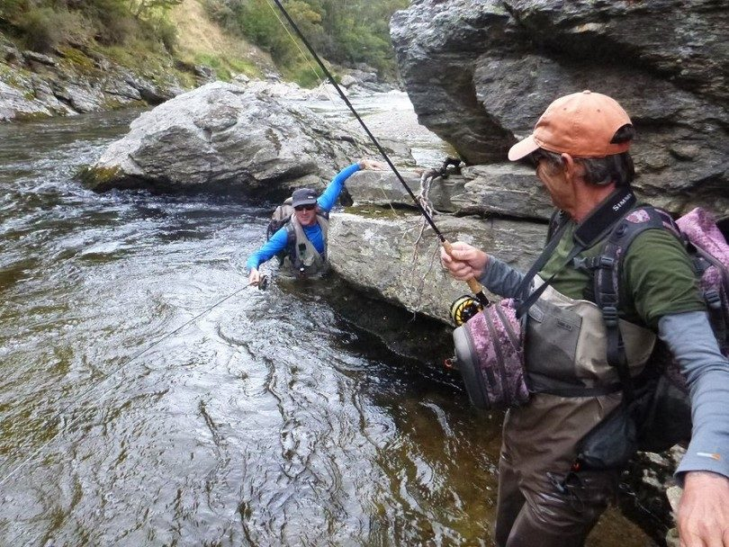 Fishing in changing conditions