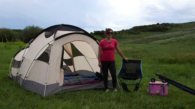 Flying Diamond 6-person tent