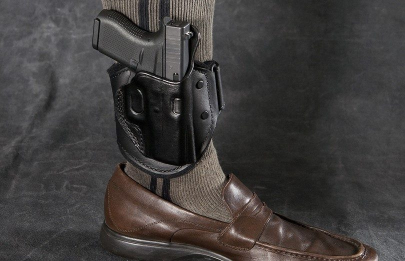 Best Ankle Holster: Choosing A Best Friend for Your ...