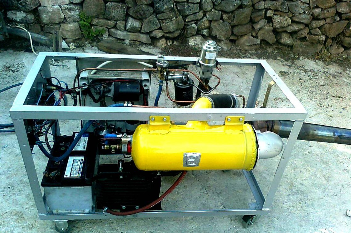 Homemade Electric Generator A Fun And Useful Diy Project Simple Design Generators Dynamos