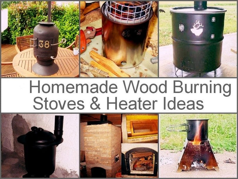 Homemade Wood Stoves 101