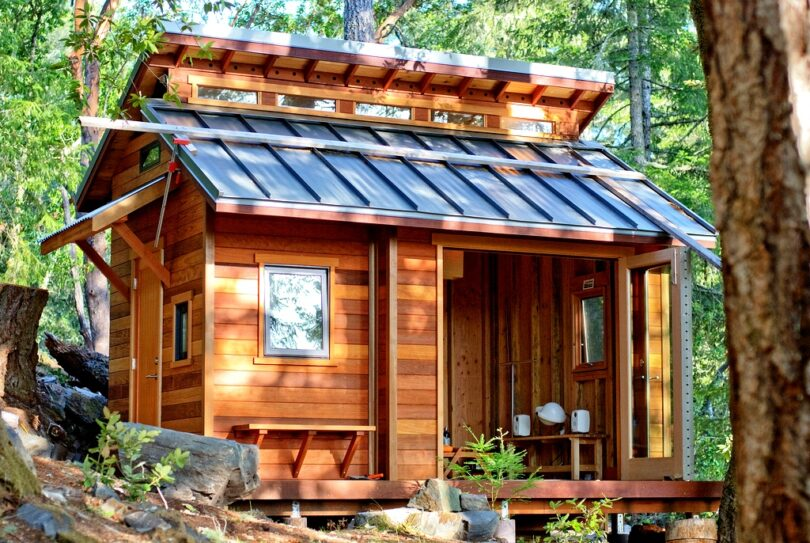 how to build a tiny house - Where Can You Build Tiny Houses