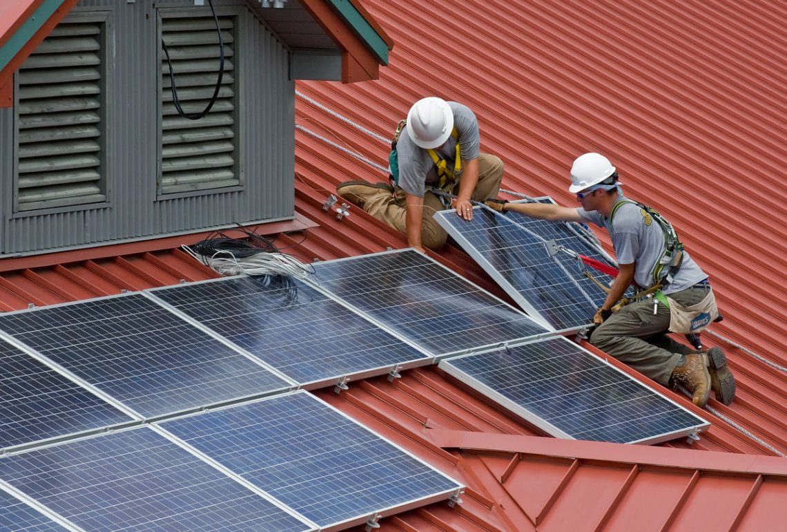 How To Install Solar Panels Your Diy Guide Green Energy Wiring In Cells Might Stop Reflecting Light One Up