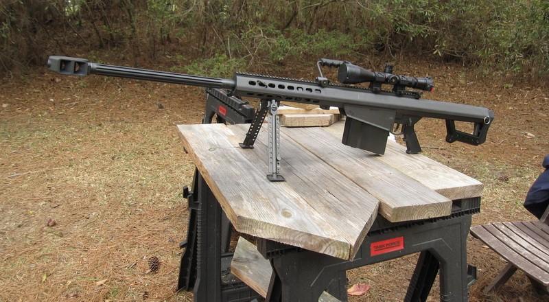Barrett .50 BMG