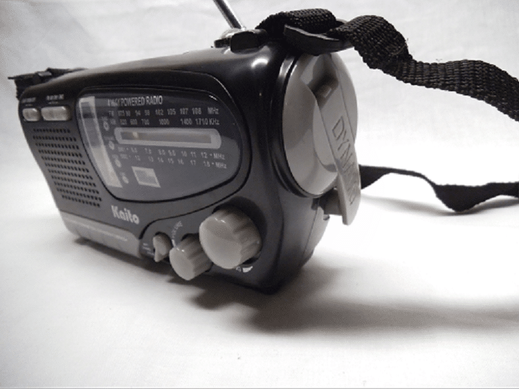 KA888 Portable 4-way radio