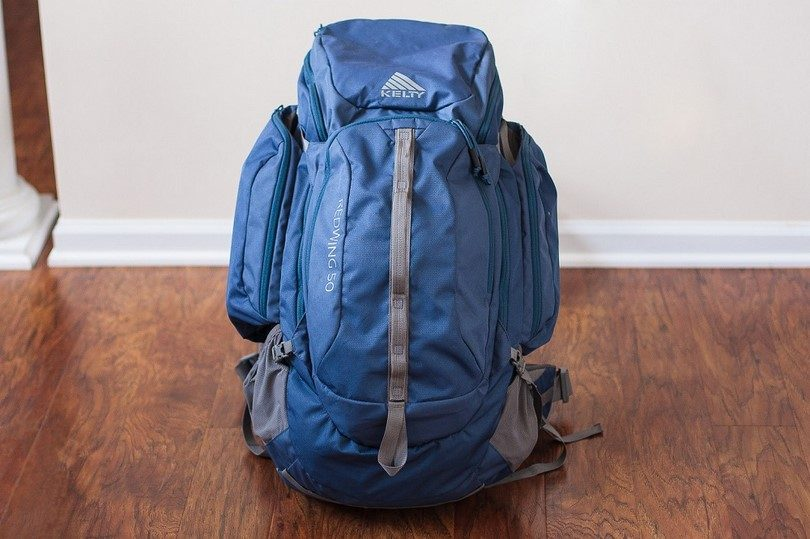 Kelty Redwing 50-liter travel backpack