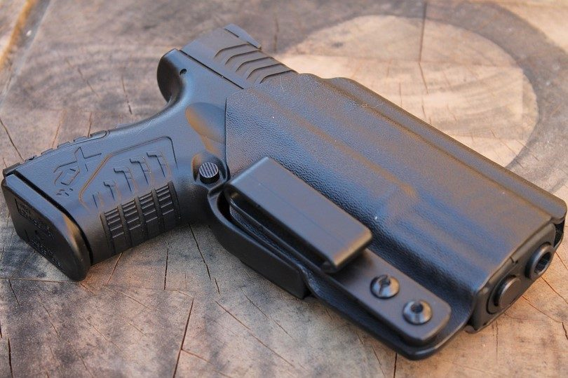Kydex holster for gun