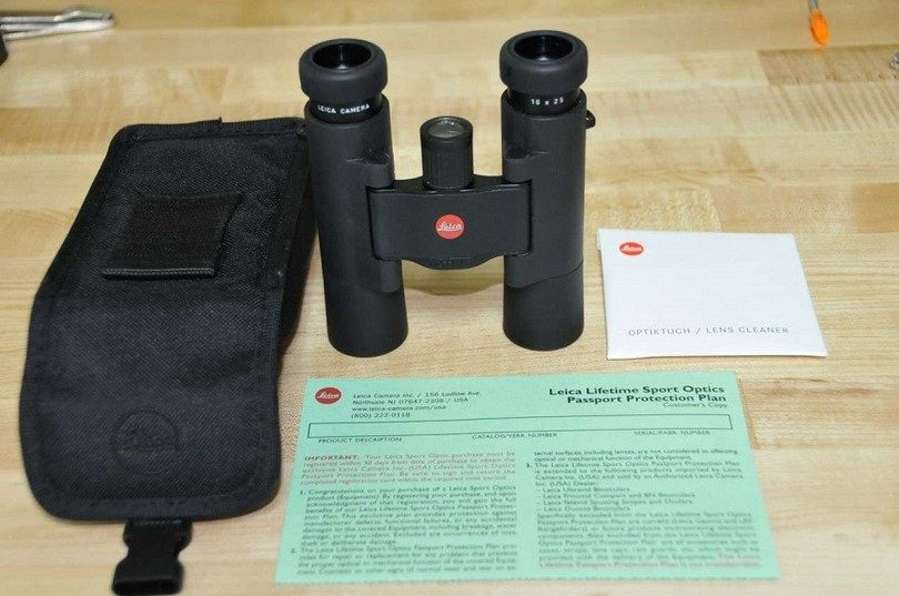 Leica Compact Ultravid 10x25