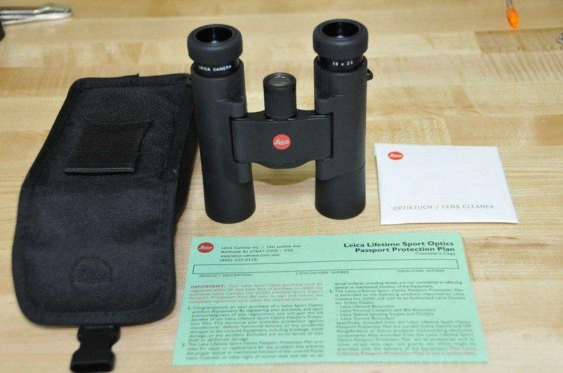 Leica Compact Ultravid 10x25