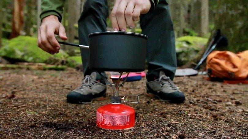 MSR MicroRocket stove