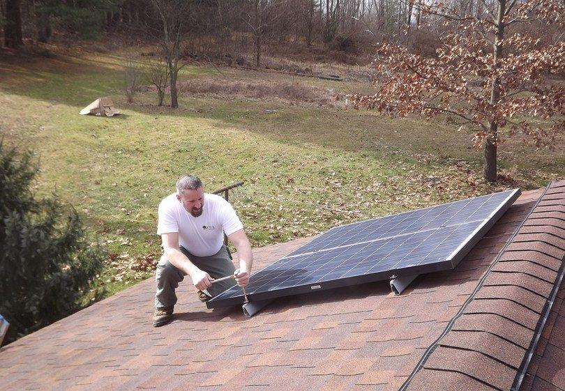Make your solar panels