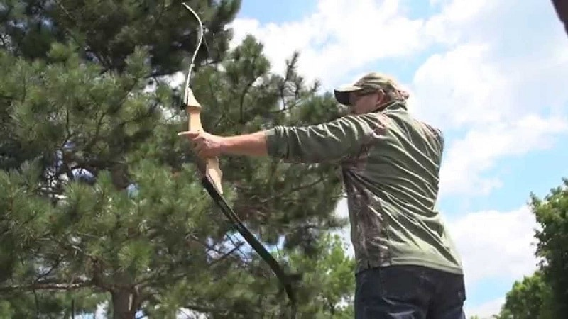 Martin archery hunter recurve bow