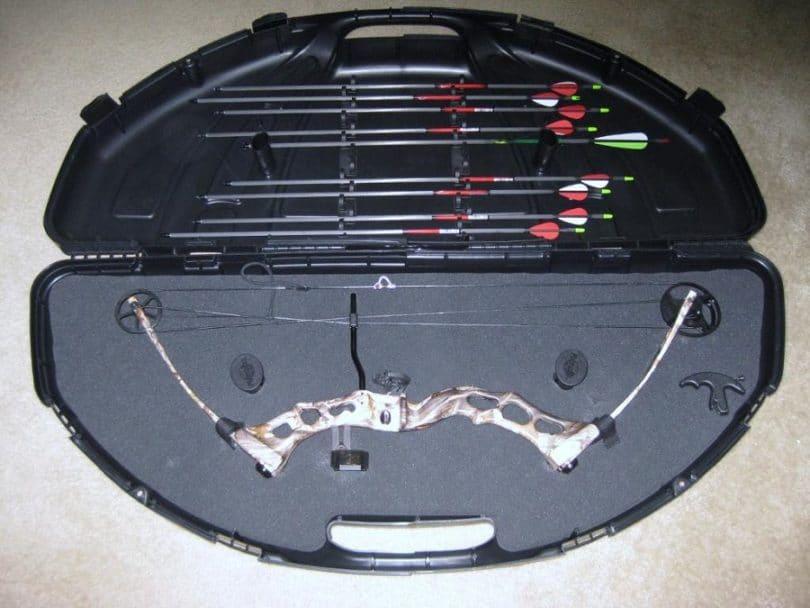 Martin archery threshold compound bow