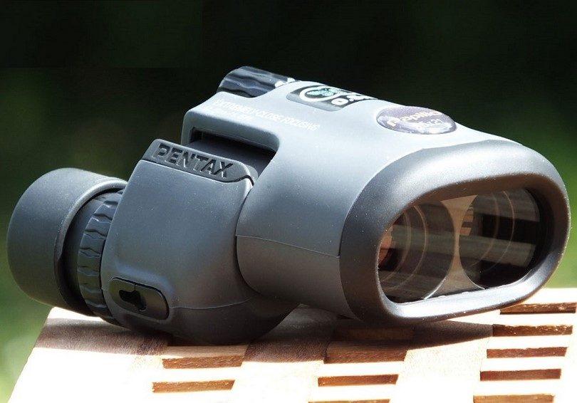 Pentax Papilio II Binoculars 6.5x21
