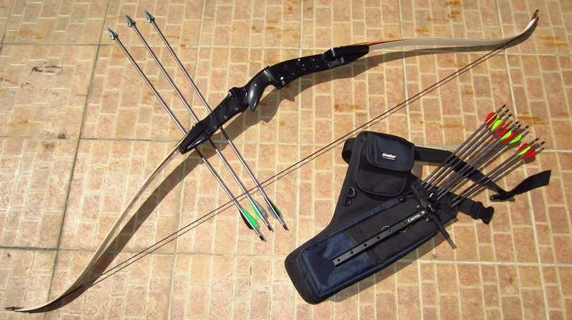 Recurved bows