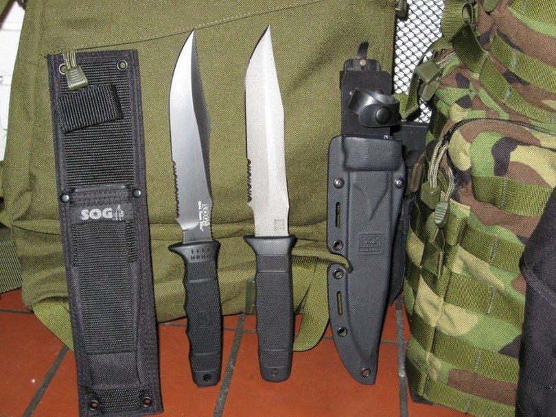 SOG Seal Knife 2000